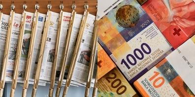 Bis Mitte Februar 2021 kassierten die Medien vom Bund für Werbung zwölf Millionen Franken. Dazu kamen noch 78 Millionen als Covid-Geschenk und drei Millionen an die Corona-Werbeagentur.