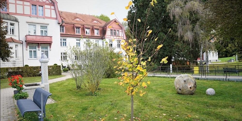 Das Alterszentrum Kappelhof.