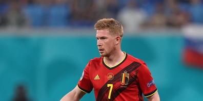 Kevin De Bruyne ist Belgiens Vorzeigefussballer