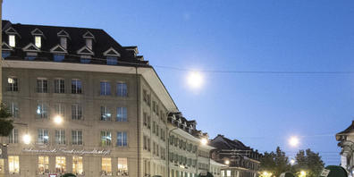 Die Berner Kantonspolizei rüstet sich erneut für einen Grosseinsatz am Donnerstagabend. Massnahmengegner wollen wieder in Bern demonstrieren.