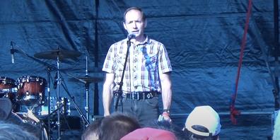 Die Rede von David Beeler an der Coronademo in Rapperswil sorgte für Aufruhr.