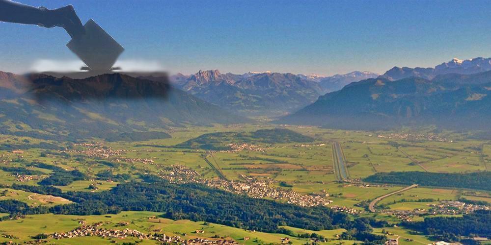 Zwischen Amden und Rapperswil-Jona wurde eidgenössisch, kantonal und teils kommunal abgestimmt.