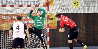 Im Cup musste sich Forti Gossau diesmal den Kreuzlingern geschlagen geben.