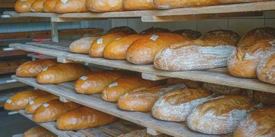 Für ein Kilo Brot arbeitete man früher eine halbe Stunde, heute ein paar Minuten, so Leser Armando Pirovino. (Symbolbild)