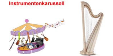 An der Musikschule wird neu Harfenunterricht angeboten.