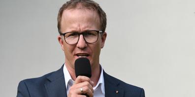 Vorarlbergs Sicherheitslandesrat Christian Gantner kündigte verschärfte Kontrollen an (Bild: bundesheer.at)