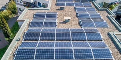 Gemeinde Bubikon will mehr Photovoltaik-Anlagen auf öffentlichen Bauten (Symbolbild)