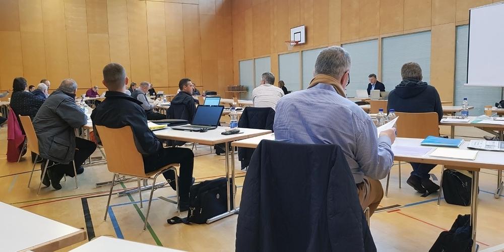 Unter Einhaltung eines Schutzkonzeptes fand sich die SVP-Kantonsratsfraktion am Samstag in Kaltbrunn ein.