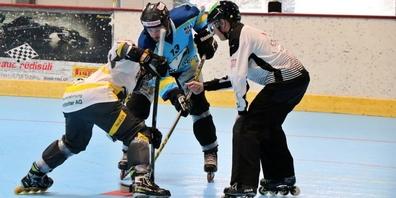 Der Inline-Hockey-Grossanlass findet zum ersten Mal in der Schweiz statt.