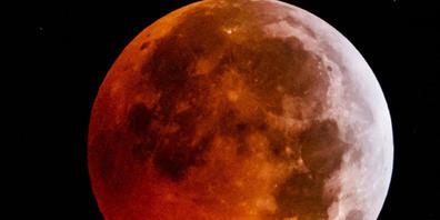 Die USA wollen wieder eine Mondmission starten. Sie verzögert sich jedoch. (Archivbild)