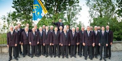 """Der Männerchor Rüthi: «Wir singen aus Freude, um anderen Freude zu bereiten!""""»"""