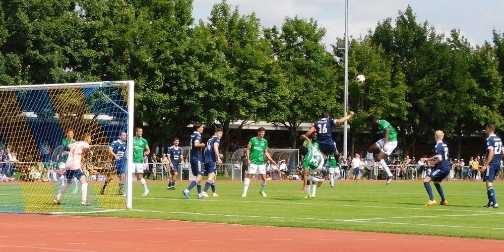 Dank der perfekten Organisation durch den FC Uzwil und dem Wohlwollen von Petrus wurde das Testspiel zum Fussballfest