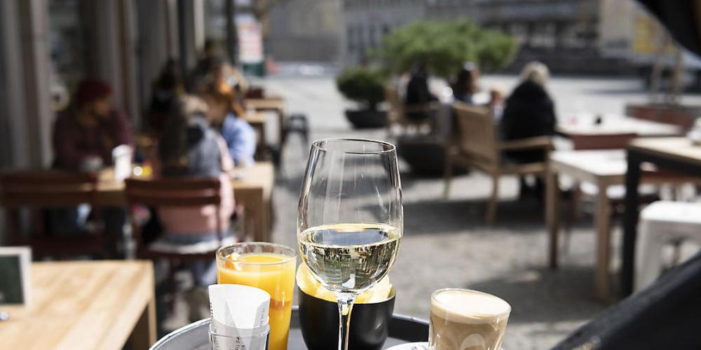 Restaurants in der Ostschweiz wurden von den Gästen im Jahr 2020 vergleichsweise besser bewertet als im Rest des Landes.