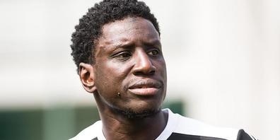 Demba Ba bestritt die letzten Spiele seiner Profi-Karriere mit dem FC Lugano