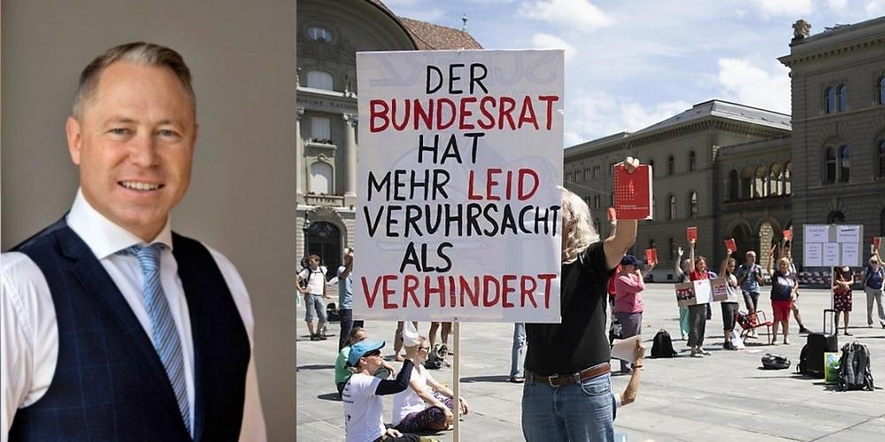 Dr. Philipp Gut: «Selten vermochten ein Anliegen in der Geschichte der direkten Demokratie der Schweiz mehr Leute zu mobilisieren.»