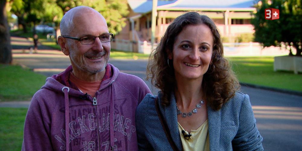 Daniela und Rick Rickenbach: Das Ehepaar, das es vom Linthgebiet bis nach Australien zog.