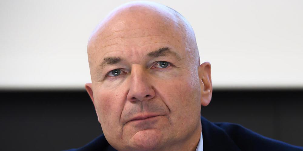 Die National League AG, im Bild CEO Denis Vaucher, fällte wichtige Entscheide
