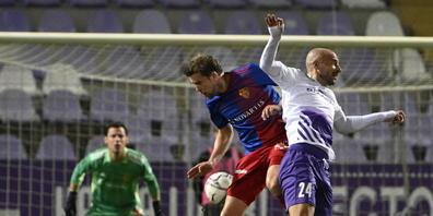 Es war ein hartes Stück Arbeit für Fabian Frei und seinen FCB, doch am Ende resultierte ein sehr gutes Resultat
