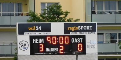 Ein Schlussresultat nach Wunsch beim Heimsieg gegen Yverdon Sport FC.