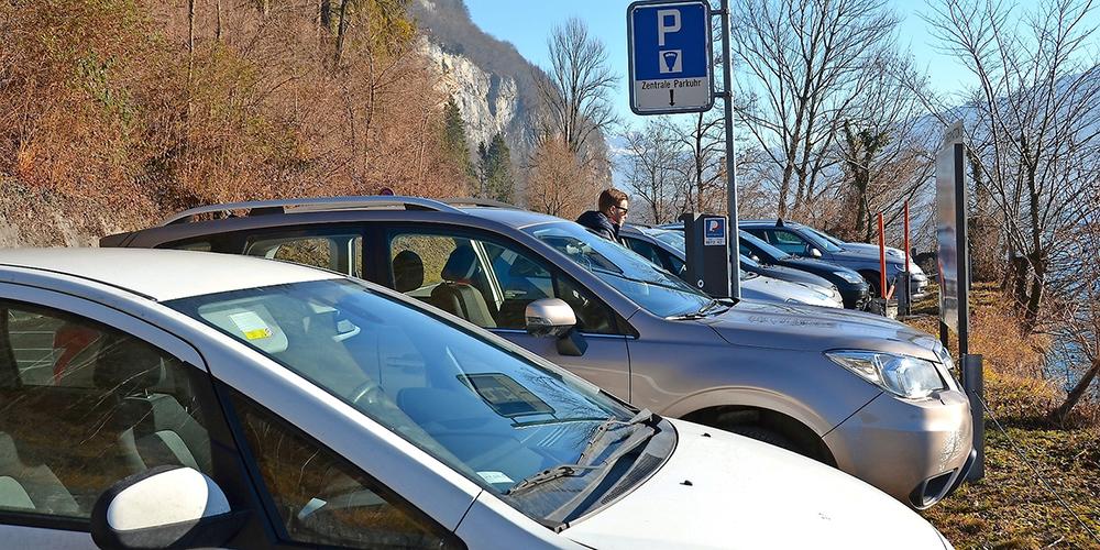 Wer nur kurz parkiert, zahlt zukünftig mehr.