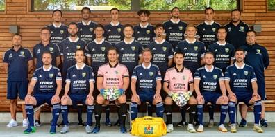 FC Uzwil 1. Mannschaft Saison 2020/21 (2. Liga interregional)