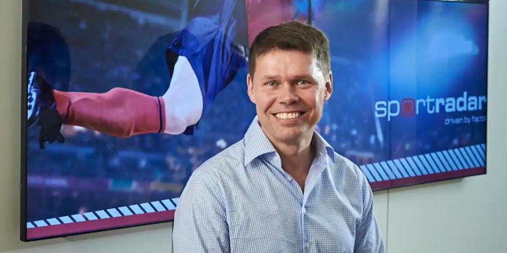 Sportradar-CEO Carsten Koerl lebt in Niederteufen