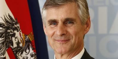 Michael Linhart, der neue österreichische Aussenminister