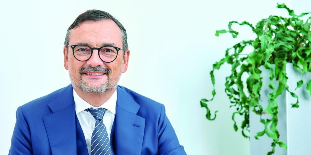 Peder Koch ist Delegierter des Verwaltungsrates und CEO der Berit Klinik.