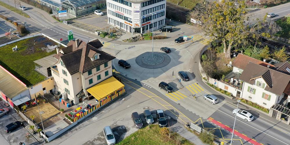 FDP-Kantonsrat Willi Kälin unterstützt den Gemeinderat im Sachgeschäft Verkauf Liegenschaft Rebmattli in Wilen.