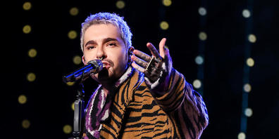 Die deutsche Band Tokio Hotel ist mit einer neuen Single zurück. Im Bild Tokio-Hotel-Sänger Bill Kaulitz. (Archivbild)