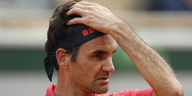 Roger Federer blickt nach seiner dritten Knieoperation zuversichtlich in die Zukunft