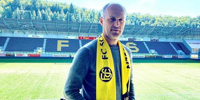 Artim Sakiri wird neuer Trainer des FC Schaffhausen.