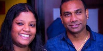 Neeraja und Joy Rasanayagam sind die neuen Pächter des Restaurant «Hirschen»