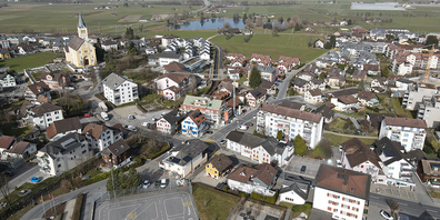 Nicht nur ein einzelnes Vorhaben fördern: Einige Reichenburger möchten die gesamte Dorfinfrastruktur einbinden.