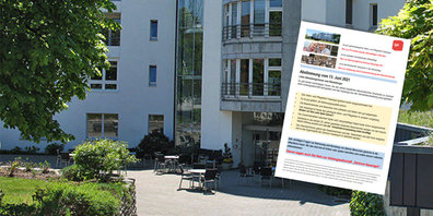 Die Gemeinde Dürnten stellt Aussagen aus dem SP-Flyer richtig.