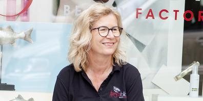 Im Jahr 2004 machte sich die Diessenhoferin Anita Dolder selbständig. Heute führt sie das Kosmetikstudio Augenblick Beauty Factory an der Stadthausgasse in Schaffhausen.