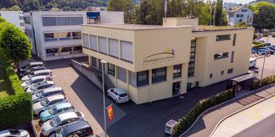 Das heutige Heilpädagogische Zentrum Ausserschwyz.