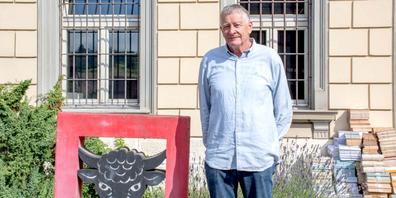 Hans Rudolf Stamm führte 14 Jahre lang die Geschicke der Gemeinde Schleitheim. Er blickt auf seine Zeit als Gemeindepräsident zurück.