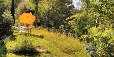 Ein Naturgarten in Italien – Bernadette Gerber macht's vor.