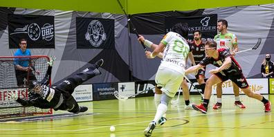 Der UHC Waldkirch-St.Gallen verliert zum Saisonstart auswärts gegen den UHC Uster mit 4:8.