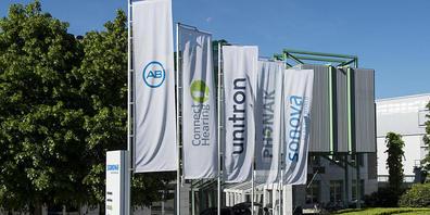 Sonova hat die Übernahme der Sennheiser-Consumer-Division um drei Monate nach hinten verschoben. (Archivbild)