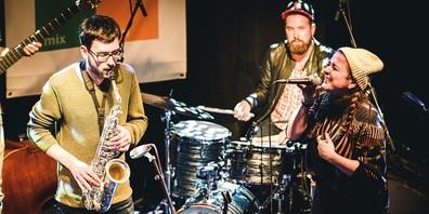 OJK Jazz Jam Session im Gare de Lion Wil.