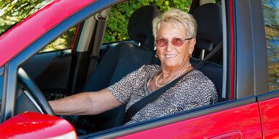 Sinnvoll: Kontrollfahrten für Seniorinnen und Senioren.