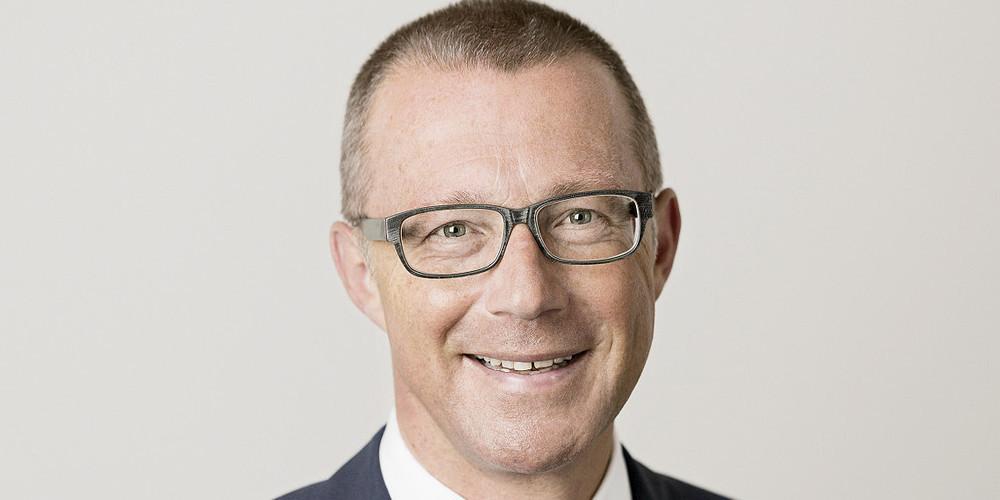 Heinz Huber, Vorsitzender der Geschäftsleitung von Raiffeisen Schweiz.