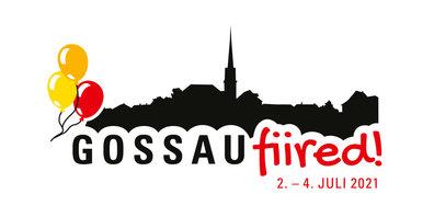 Vom 2. - 4. Juli 2021 findet in Gossau ZH ein grosses Dorffest statt.