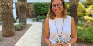 Happy und erfolgreich mit ihren DIY-Produkten: Fabienne Rufer Tüscher.