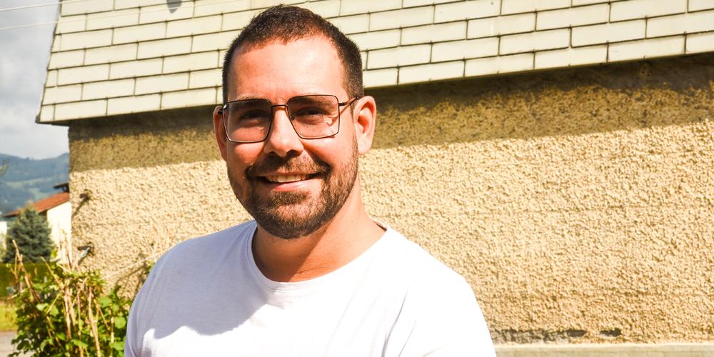 Thomas Hofstetter ist in der Ortspartei Benken und gleichzeitig noch Vizepräsident der CVP Linthgebiet.
