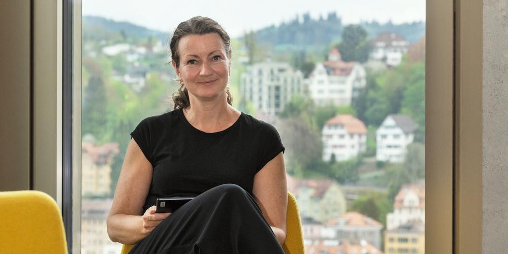 Prof. Dr. Sabina Misoch leitet das Institut für Altersforschung an der OST – Ostschweizer Fachhochschule.