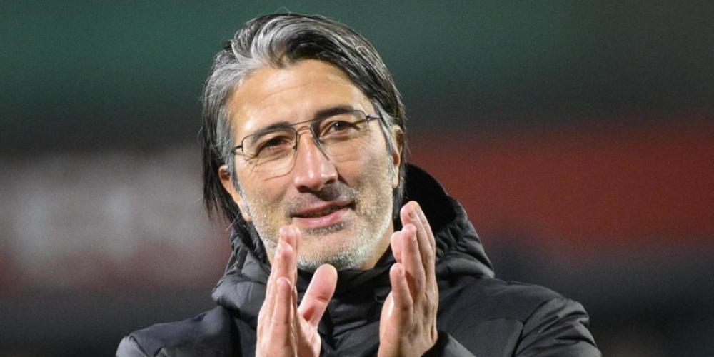 Applaus für sein Team: Nationaltrainer Murat Yakin ist mit den Auftritten gegen Nordirland und Litauen sehr zufrieden