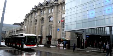 Das Angebot im öffentlichen Verkehr wird im kommenden Jahr weiter verbessert.